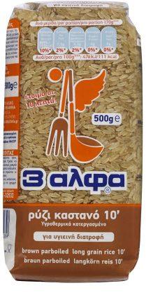 Brown Rice  10′