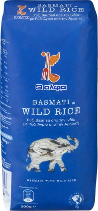 Wild Rice with Basmati