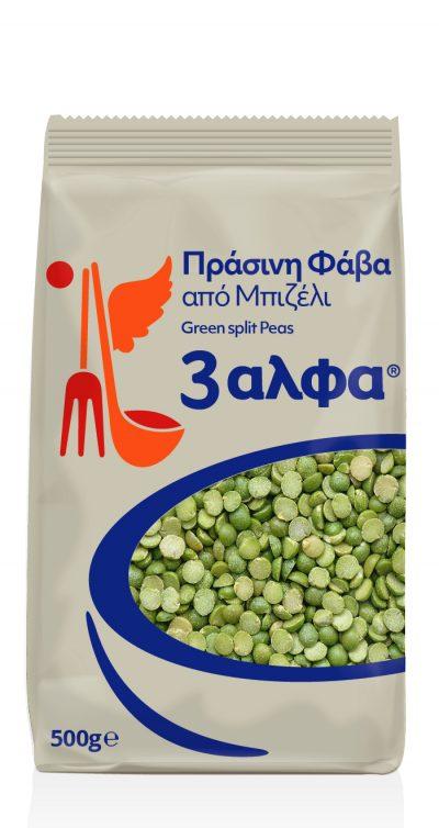 Πράσινη Φάβα (μπιζέλι)